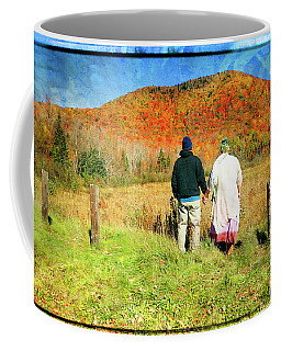 Mike And Lisa Coffee Mug