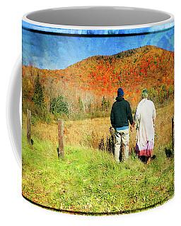 Mike And Lisa Coffee Mug