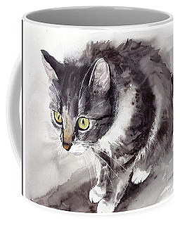Mike Mice Catcher Coffee Mug