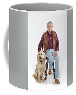 Mike Millie 01 Coffee Mug by M K  Miller