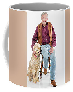 Mike Millie 08 Coffee Mug by M K  Miller