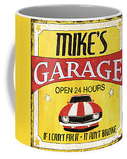 Mike's Garage Coffee Mug