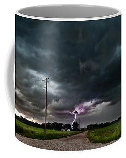 Mikey's Lightning  Coffee Mug