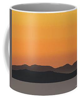 Mykonos Sunset Coffee Mug