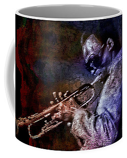 Miles Davis Jazz Legend 1969 Coffee Mug