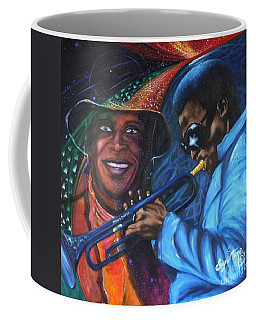 Blaa Kattproduksjoner            Miles Davis - Smiling Coffee Mug