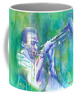 Miles Is Cool Coffee Mug