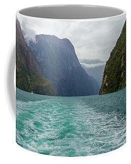 Milford Sound, New Zealand Coffee Mug