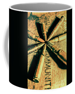 Militia Star Of Freedom Coffee Mug