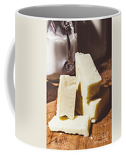 Milk And Cheese Coffee Mug