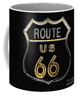 Milk And Honey Route 66 Coffee Mug