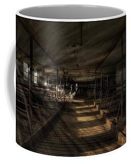 Milk Cows In Radiant Light Coffee Mug