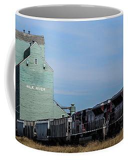 Milk River Coffee Mug