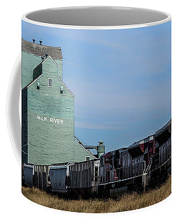 Milk River Coffee Mug