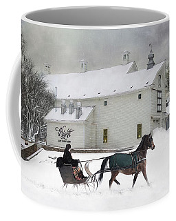 Milk Run Coffee Mug