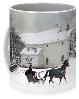 Milk Run Coffee Mug
