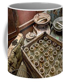 Milk Truck Interior 801 Coffee Mug