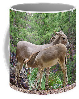 Coffee Mug featuring the painting Milkin' It Edition 2 by Judy Kay