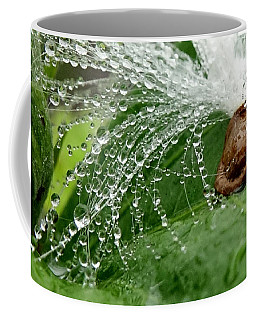 Milkweed And Morning Dew Coffee Mug