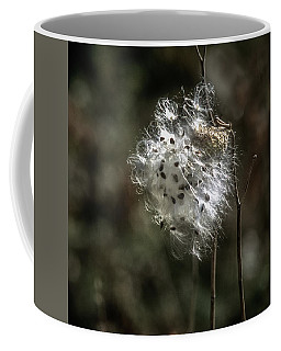 Milkweed Dried Ready To Blow In The Wind Coffee Mug