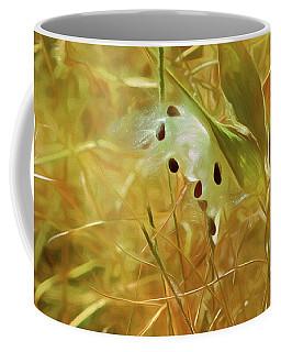 Milkweed In Sunlight 2 Coffee Mug