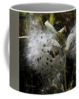 Milkweed Seeds Emerging Coffee Mug