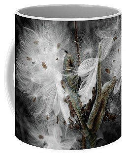 Milkweed Whisper Coffee Mug