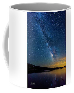 Coffee Mug featuring the photograph Milky Way 6 by Jim Thompson