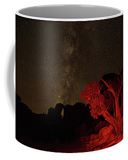 Milky Way And Juniper Coffee Mug