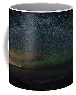 Milky Way Arch Coffee Mug