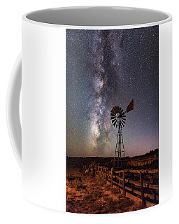 Milky Way At Dubinky Well Coffee Mug