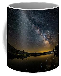 Milky Way At Hunter Cover Coffee Mug