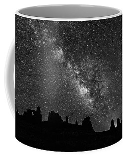 Milky Way At The Windows Coffee Mug