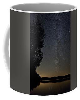 Milky Way Chocorua Lake Coffee Mug