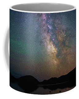 Milky Way Eagle Lake Coffee Mug