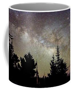 Milky Way From Mt. Graham Coffee Mug