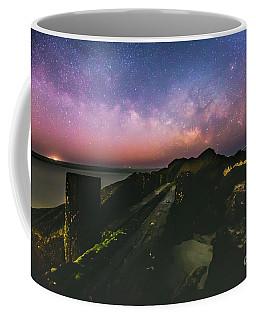Milky Way Jumbo Coffee Mug by Robert Loe
