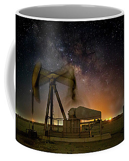 Milky Way Motion Coffee Mug
