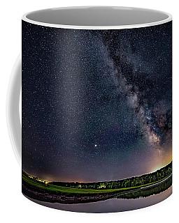 Milky Way On The Eastern Trail Coffee Mug