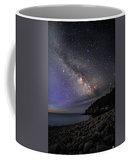 Milky Way Over Boulder Beach Coffee Mug
