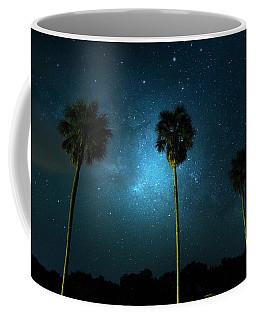 Milky Way Planet Coffee Mug by Mark Andrew Thomas