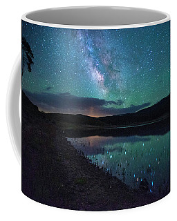 Milky Way Reflections Coffee Mug