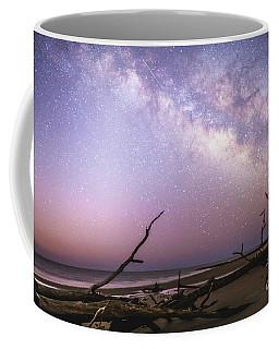 Milky Way Roots Coffee Mug by Robert Loe