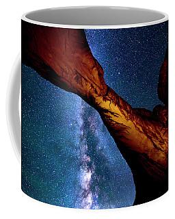 Milkyway At Arches Coffee Mug