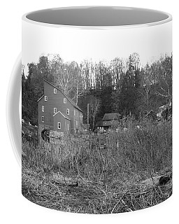 Mill At Clinton Among The Reeds Coffee Mug