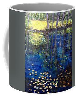 Mill Brook Kingston N H Coffee Mug