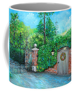 George Michaels Mill Cottage Garden Coffee Mug
