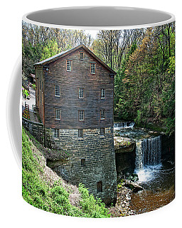 Mill Coffee Mug