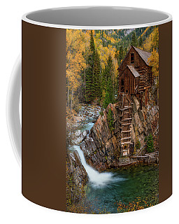 Mill In The Mountains Coffee Mug