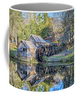 Mill Reflections Coffee Mug by Jane Luxton